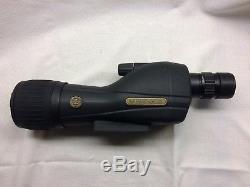 Leupold SX-1 Ventana 2 15-45x60mm Straight Spotting Scope