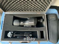 Leupold SX-1 Ventana 2 15-45x60mm Straight Spotting Scope Kit