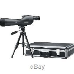 Leupold SX-1 Ventana 2 20-60x80mm Straight Spotting Scope Tripod Kit 170760