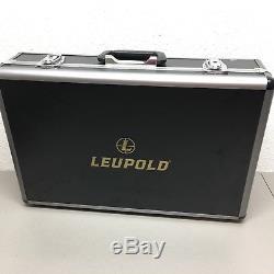 Leupold SX-2 Kenai Spotting Scope 2 25-60X80mm, HD, Angled, Gray/Black 2606