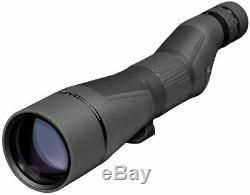 Leupold SX-4 Pro Guide 20-60x85 HD Spotting Scope, Straight, Shadow Gray, 177598