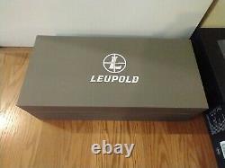 Leupold SX-5 Santiam 27-55x80 HD Angled Spotting Scope Shadow Gray New in Box
