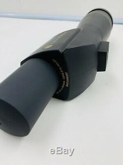 Leupold Sequoia 15-45x60MM Waterproof Spotting Scope With Original Case