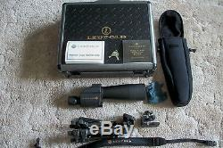 Leupold Sequoia Wind River Spotting Scope 15-45x60mm In Case With Tripod
