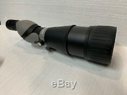 Leupold Spotting Scope SX-2 Kenai 2, 25-60x80mm HD, Straight