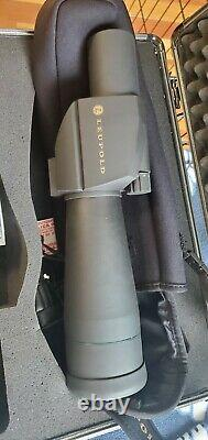 Leupold Wind River 15-45 x 60mm Spotting Scope with case