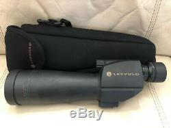 Leupold Wind River Sequoia Spotting Scope 15-45 x 60 Long Eye Relief With Case