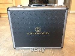 Leupold gold ring compact 15-30x50mm spotting scope kit