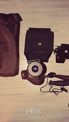 Leupold golden ring 15-30×50 spotting scope, window mount, 50mm alumina cap