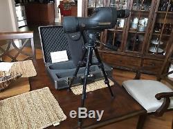 Leupold spotting scope, SX-1 Ventana 2, 15 x 45 x 60mm