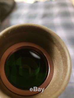 Leupold spotting scope gold ring 12-40x60mm