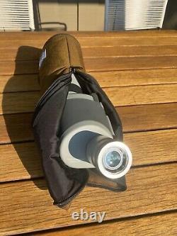Lightly Used Kowa TSN-821M with 27x LER eyepiece and bundle. Great Scope