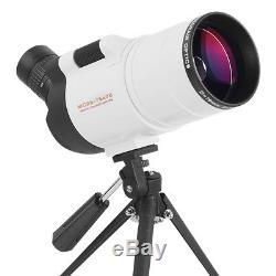 MAK 25-75X70 Zoom Spotting Scope Waterproof BAK7 With Tripod For Target Shooting