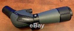 MINT CONDITION Vortex Diamondback 20-60x60 Zoom Angled Spotting Scope WithCaser
