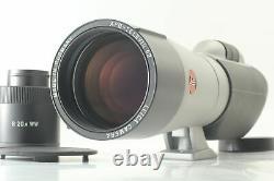 MINT Leica APO Televid 62 Angled Spotting Scope + 8 20x ww Eyepiece From Japan