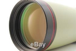 MINT Nikon Field Scope ED 78 P withEyepieces 60 30xWF 78 38xWF /Fedex #1232