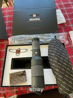 Maven S. 2 Spotting Scope 12-27x, 56mm Objective Lens