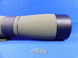 Meopta 20-60x Angled Spotting Scope with H75 Zoom Eyepiece & Soft Case