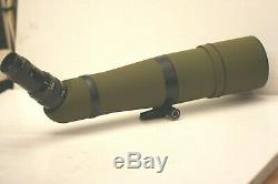 Meopta H70.20-45 x 60. Zoom. Spotting Scope. High quality. Bright&clear