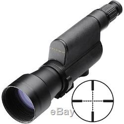 NEW Leupold 110825 Mark 4 20-60x80mm Mil-Dot Reticle Tactical Spotting Scope
