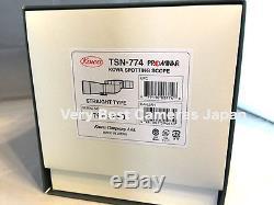 New KOWA Prominar TSN-774 77mm SPOTTING SCOPE + TE-11WZ 25-60X EYEPIECE Set