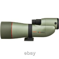 New KOWA TSN-774 Prominar XD 77mm (3) Straight Spotting Scope No Eyepiece