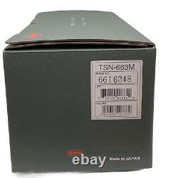 New Kowa TSN-663M Angled Spotting Scope XD Lens + TE-9Z 20-60x Eyepiece Set