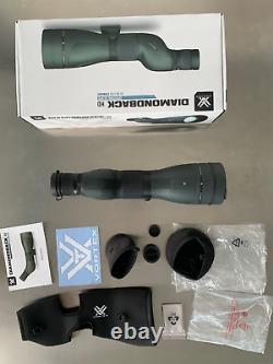 New Vortex Optics Diamondback HD 20-60x85mm Spotting Scope