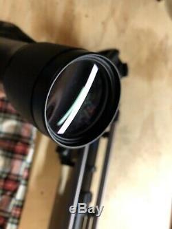 Nikon 20-60 x 60mm Prostaff 5 Straight Body Fieldscope with Eyepiece and Tripod