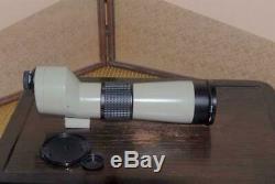Nikon D=60 P Fieldscope Spotting Scope WithCase Japan