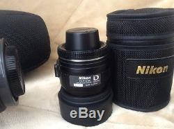Nikon EDG 65mm Spotting Scope 20-60 And 30W Eyepiece $5700 Retail Ln No Reserve