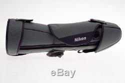 Nikon Fieldscope ED model 82-P Spotting Scope Wide DS Fieldscope Eyepiece