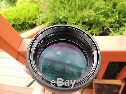 Nikon Fieldscope III 20-45x60mm Spotting Scope 60 with 20-45x eyepiece edg ed 80