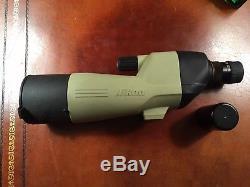 Nikon RA II Spotting Scope + Tripod
