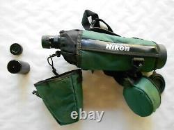 Nikon RAII Spotting Scope 15-45x
