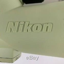 Nikon Sky & Earth 15-45x60 Spotting Scope & Cover 7351 B-I