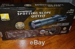 Nikon Spotting Scope 8317 (20 60x82 mm)