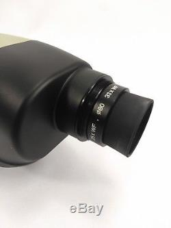 Nikon Spotting Scope RAII Straight Body With Eye Piece 60 25x 80 33x
