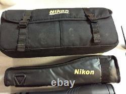 Nikon Spotting XL 16-47x60 spotting scope