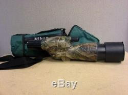 Nikon Team Realtree (15 45x60 mm) Spotting Scope