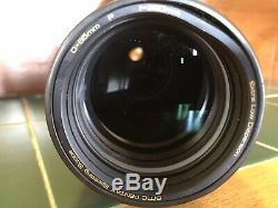 Pentax PF-65ED AII Spotting Scope with X14 Eye Piece (hunting, birding, etc)