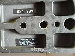 Pentax PF-80EDA (20 60x80 mm) With 3 eye pieces