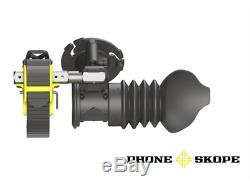 Phone Skope Skoped Vision Rifle Scope Optic Adapter-One Size