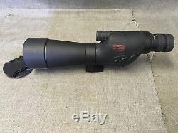 Redfield 20-60x60 Zoom Spotting Scope Withcase & Tripod
