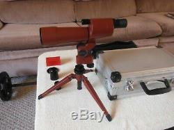 Redfield 20-60x60mm Straight Eyepiece Spotting Scope