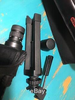 Redfield RAMPAGE- 20-60x60mm- Straight Spotting Scope
