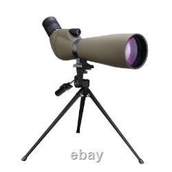 SVBONY SV401 Spotting Scopes 20-60x80 45° IPX7 Waterproof FMC Birdwatching/Shoot