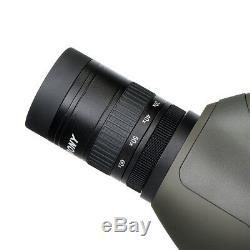 SVBONY SV46 20-60x80mm Bak4 Zoom FMC Spotting Scope Nitrogen Filled Waterproof
