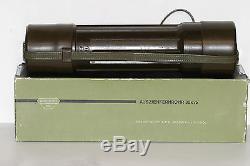 SWAROVSKI 30 X 75 spotting scope. RAZOR SHARP VIEW. Withcase