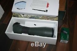 SWAROVSKI OPTIK ATS-80 HD SPOTTING SCOPE KIT With20-60X EYEPIECE, 86614